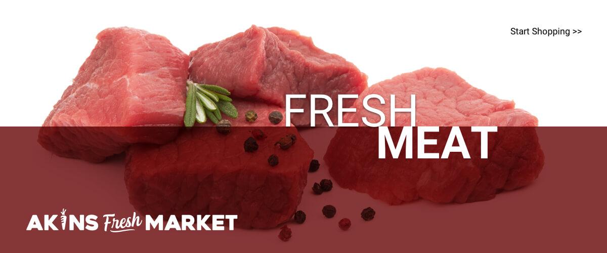 Akins Fresh Market | Fresh Meat
